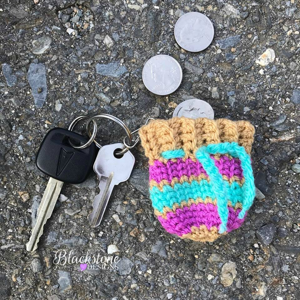 The Keyring Pouch is the perfect storage for small items like earbuds or  coins 9c3d45ecc
