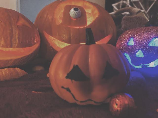finished Pumpkin Instagram pic