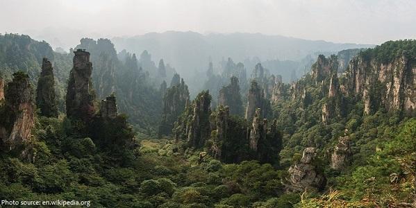 Zhangjiajie Şehri Hakkında Bilgi