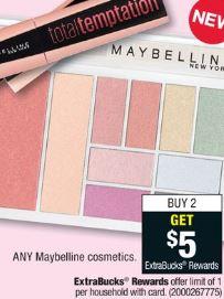 ff06e0b4d70 FREE + $1.01 Money Maker for Maybelline Great Lash Mascara and Eyeliner at  CVS! (6/24-6/30)