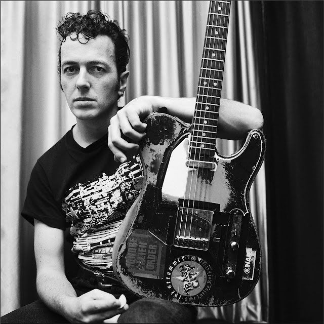 Joe Strummer by Richard Bellia