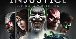 PS3 PSN GAMES FREE DOWNLOAD: INJUSTICE GODS AMONG US + DLC
