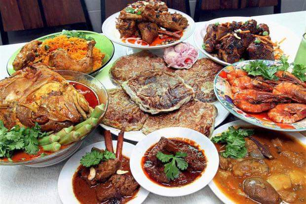 Murtabak hameediyah, restaurant hameediyah, 2 murtabak terbaik dan sedap di penang, murtabak tebal pulau pinang, murtabak,