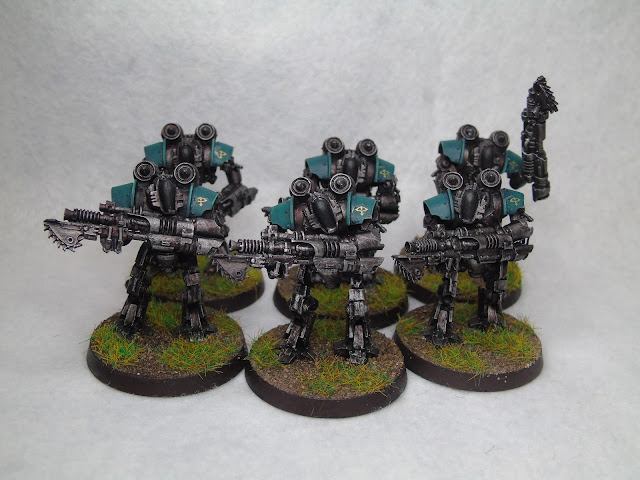 sons of horus mechanicum thallax colours