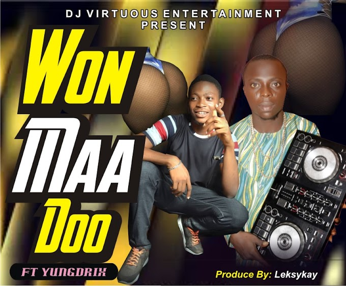 DJ virtuous fr youngdrix _ won ma do