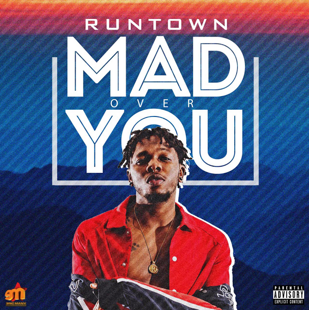 "'Mad Over You' (Prod. By ""Del B"