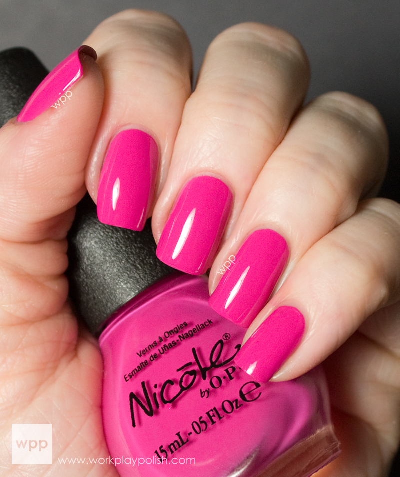Nicole by OPI Kellogg's Pros & Confidence
