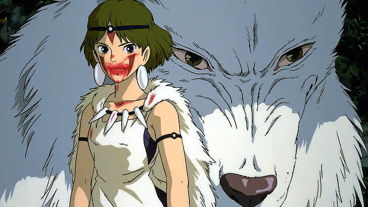 Anime Movies Like Princess Mononoke