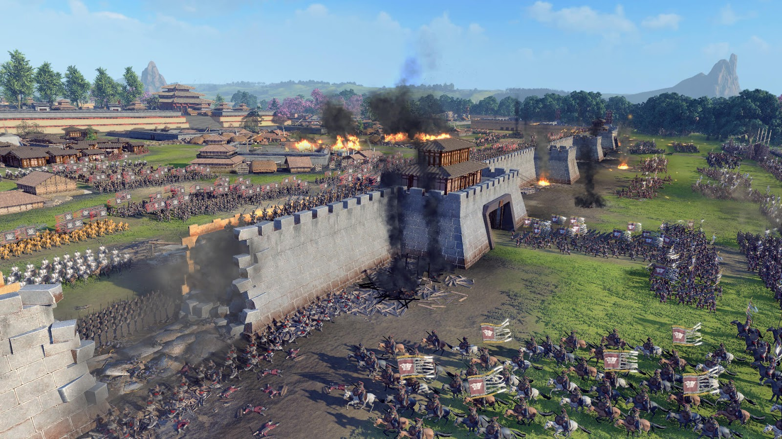 Total War Three Kingdoms Full Español