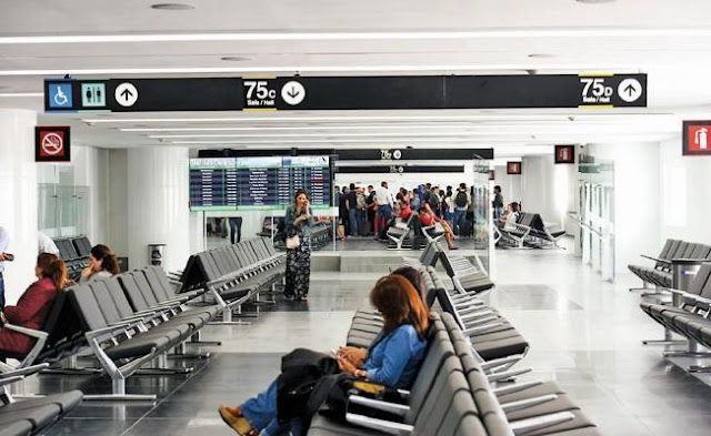 Aeroméxico Sala75 Terminal Aeropuerto