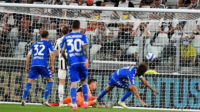 ملخص وهدف فوز امبولي علي يوفنتوس (1-0) الدوري الإيطالي