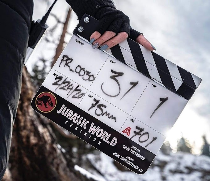 ユニバーサル映画も映画製作を停止‼️、恐竜たちが新型コロナに感染しないように「ジュラシック・ワールド 3」の撮影の無期限のお休みを決定‼️