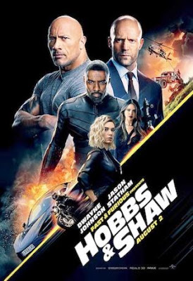 Fast & Furious Presents: Hobbs & Shaw (2019) Full Movie Free Download HD Online