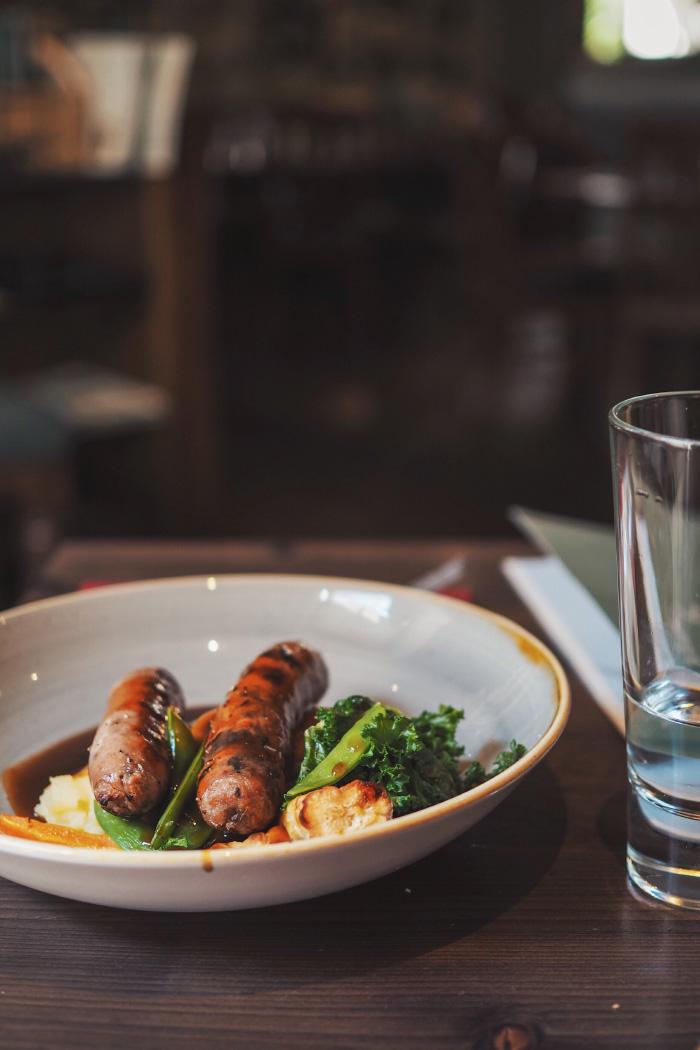 Cuisine écossaise au Restaurant Bothy Glasgow