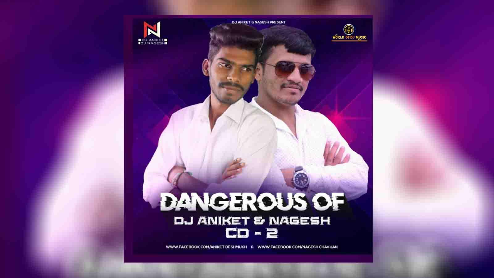 Bachke Rehna Re Baba (Compitition Mix) - Dj Aniket & Nagesh
