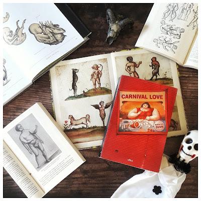 CARNIVAL LOVE <h1>recensione al romanzo di Katherine DUNN</h1>