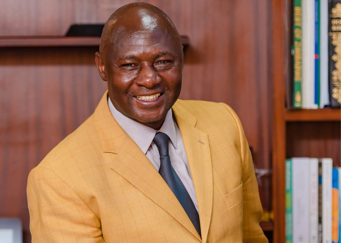 Phillip Mataranyika, Group Chief Executive Officer of the Nyaradzo Group