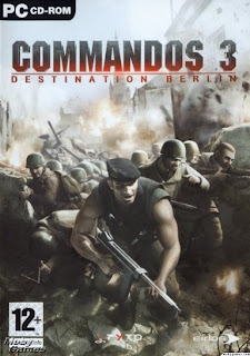 Commandos 3 Men of Courage PC Game Full Version Free Download