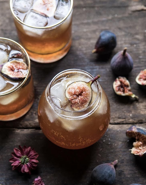 fig bourbon cider