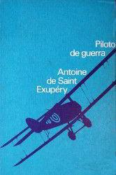 Portada del libro completo piloto de guerra para descargar en pdf gratis