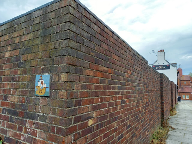 The Mayor's Mayflower Mosaic Trail in Southampton