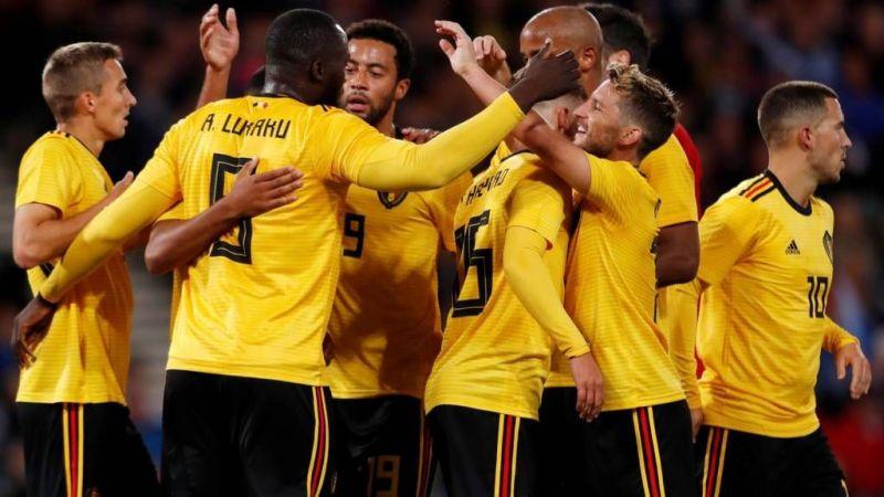 مشاهدة مباراة بلجيكا وسان مورينو بث مباشر اليوم 10-10-2019 في تصفيات الامم الاوروبية 2020