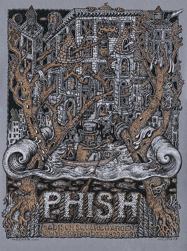 Phish New Years Eve
