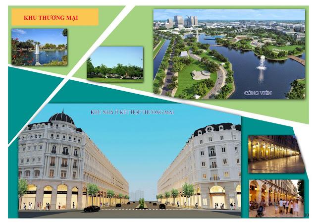 Hình ảnh khu đô thị Lovera Garden Bắc Ninh