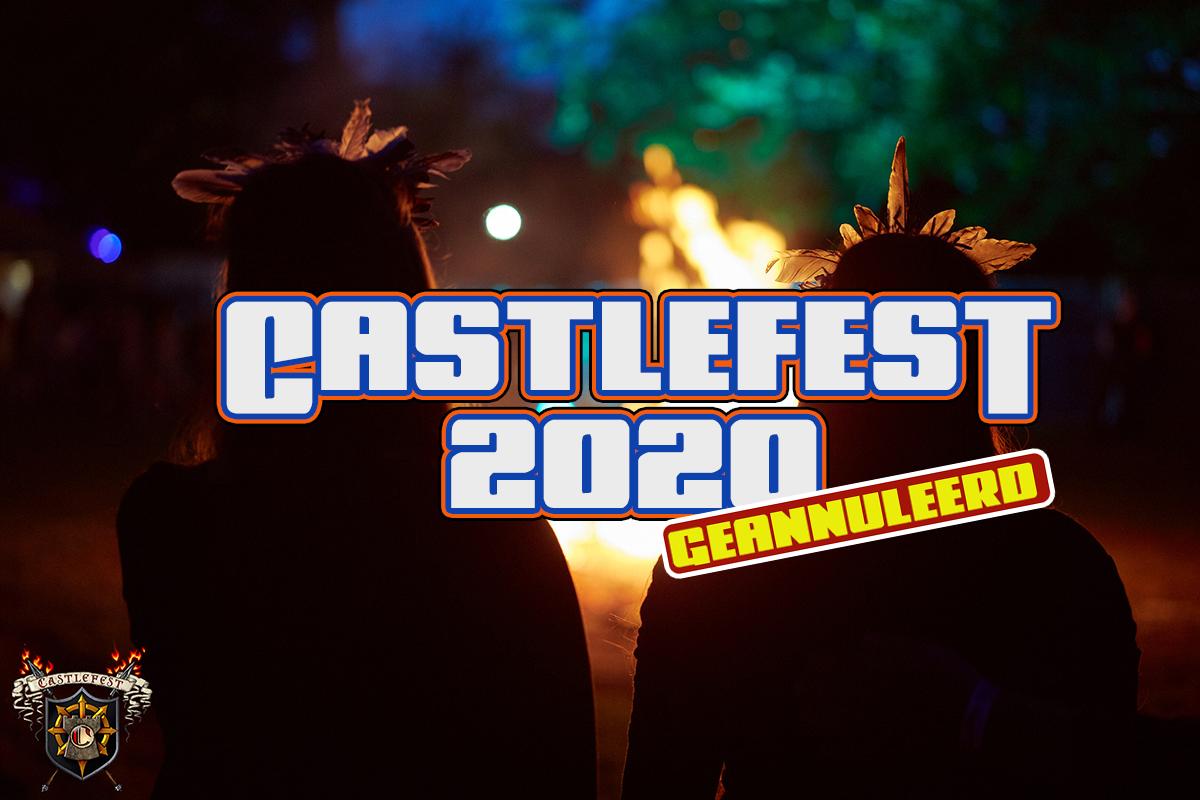 CastleFest 2020 geannuleerd  Foto door Maarten de Boer Photography