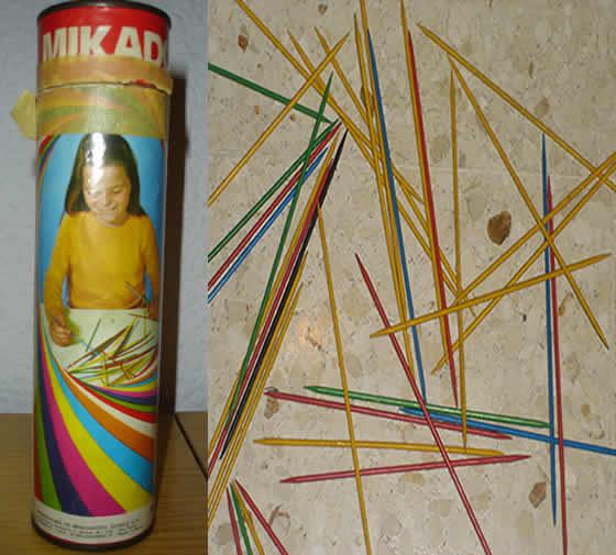 juegos, jugar, palillos chinos, mikado, como jugar a mikado