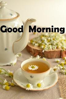 good morning tea hd images