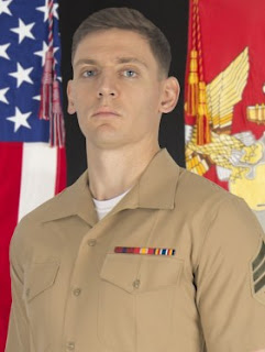 U.S Marine set to graduate tragically killed in training jump