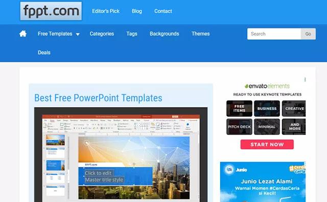 Situs Untuk Download Template Powerpoint Gratis-10