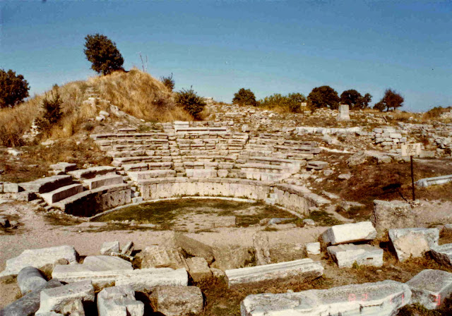 Troya ruins