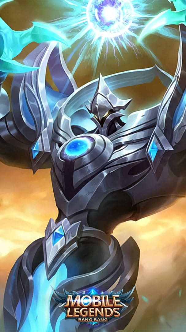 Wallpaper Uranus Ancient Soul Skin Mobile Legends HD for Android and iOS