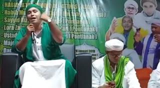ceramah Habib Jafar Shodiq