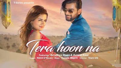 Tera Hoon Na Song Lyrics - Nikhil D Souza