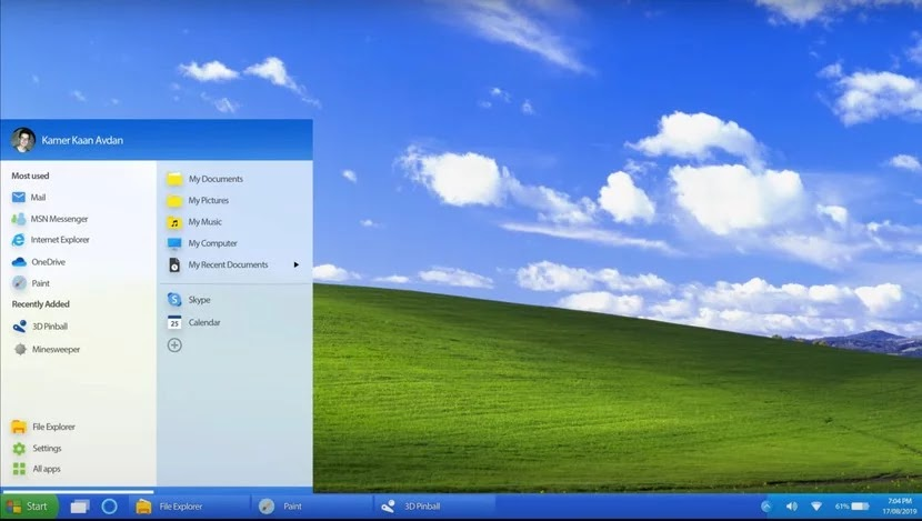 windows xp actualizado 2019