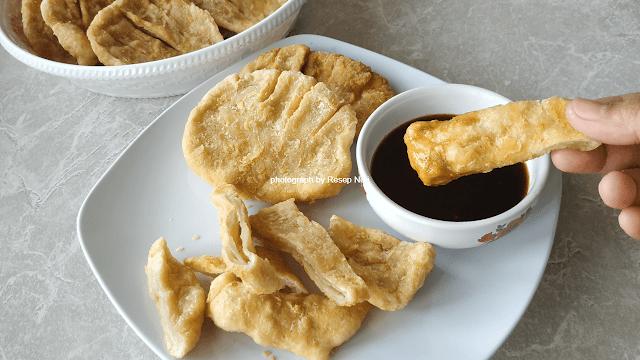 Cara Membuat Pempek Crispy Tanpa Ikan