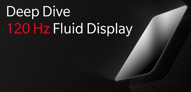 120 Hz estão a chegar ao OnePlus