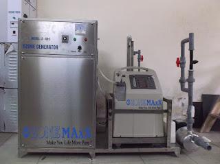 Những điều bạn và người thân chưa biết được về máy móc ozone