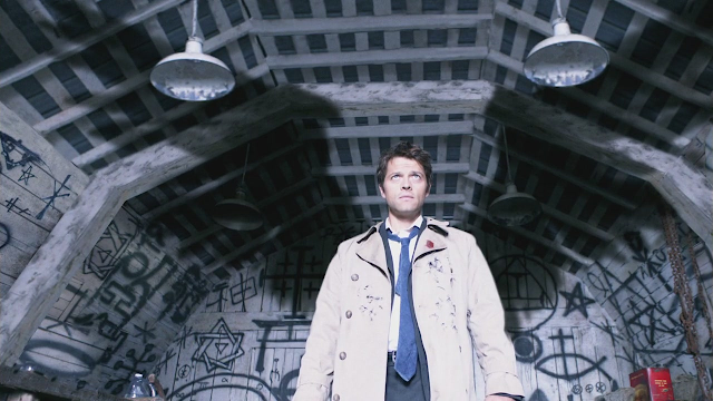 Misha Collins Castiel Supernatural