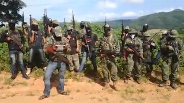 VIDEO; La Familia Michoacana ya están hartos que los Guerreros Unidos se hagan pasar por comunitarios y mandan mensaje el Gobernador de Guerrero