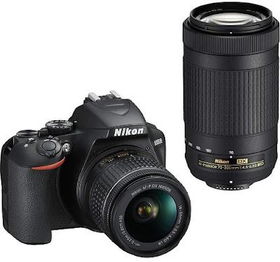 Nikon D3500 DSLR AF P DX