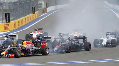 Hasil Lengkap F1 Australia dan Klasemen Pembalap 2016
