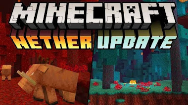 Minecraft Nether Update 1.16 - Mediafire Apk