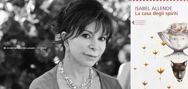 La casa degli spiriti, di Isabel Allende - Copertina