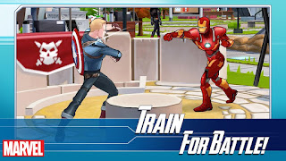 MARVEL Avengers Academy Mod Apk v1.1.7.3 Free Store Android Terbaru