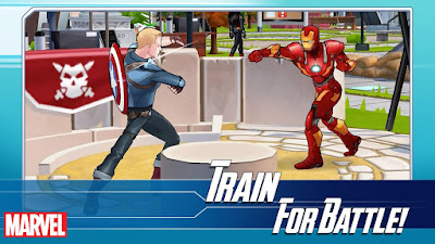 Download Game MARVEL Avengers Academy v1.15.0.1 Mod APK Free Store Update Terbaru