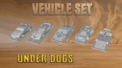 The Vehicle Sets (STL Files) picture 7